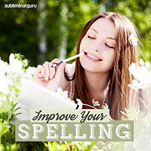 Improve Your Spelling audiobook cover art