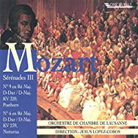 Mozart: Serenades Vol.3