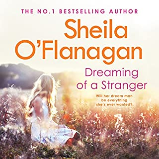 Dreaming of a Stranger audiobook cover art
