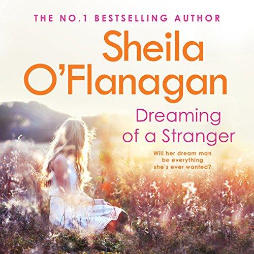 Dreaming of a Stranger audiobook cover art