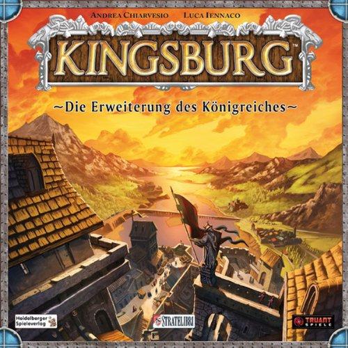Heidelberger HE185 - Kingsburg: Die Erweiterung des Königreichs