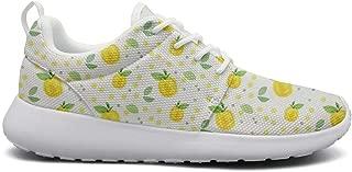 rttyl et67u67 New Sneaker Young Women Fashion Lemon Fruits Sports Running Shoes