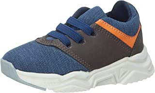 Skippy Chunky Sole Lace-Up Sneakers For Boy