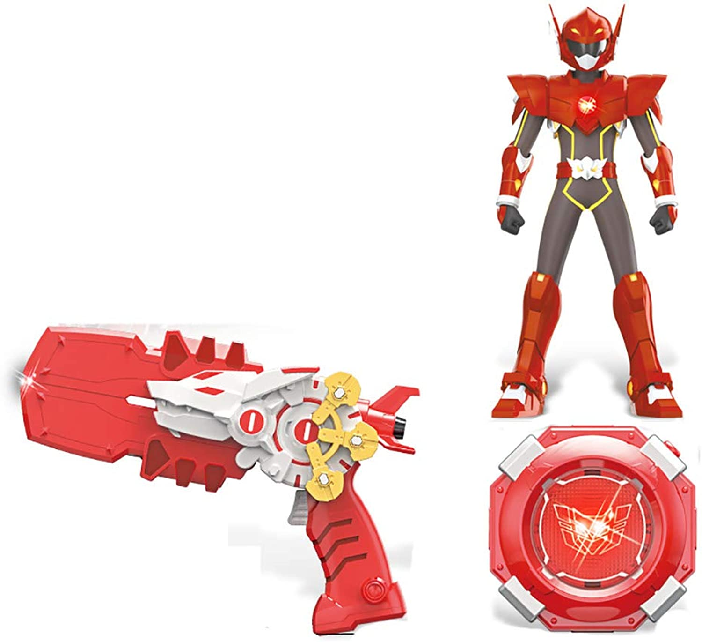 Model Deformation Robot Deformation Toy Deformation Robot Toy Decoration Toy Gift (Set Five)