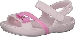 Crocs Lina Charm Sandal Unisex-child Flat Sandal