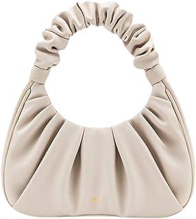Gabbi Bag Chic Pouch Bag Vegan Leather Vintage Hobo...