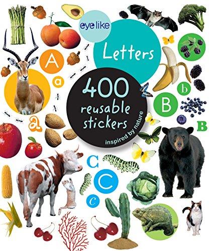 Eyelike Stickers: Letters: 400 R...