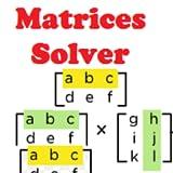 Matrices Solver