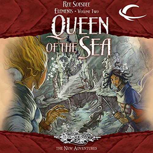 Queen of the Sea audiobook cover art