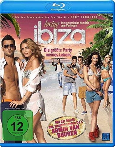 Loving Ibiza - Die größte Party meines Lebens (mit dem Sound von Armin van Buuren) [Blu-ray]
