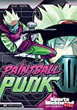 Paintball Punk (Sports Illustrated Kids Graphic Novels) (English Edition)