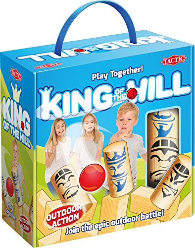 Tactic 54891 King of The Hill, beige, eenheidsmaat