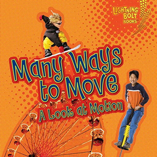 Many Ways to Move copertina