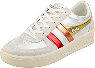 Gola Grandslam Shimmer Flare Womens Fashion Trainers