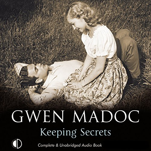 Keeping Secrets audiobook cover art