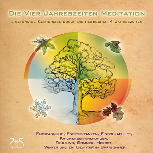 Die vier Jahreszeiten Meditation Titelbild