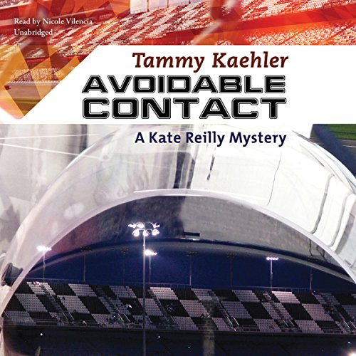 Avoidable Contact audiobook cover art