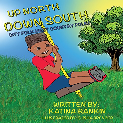 Up North, Down South audiobook cover art
