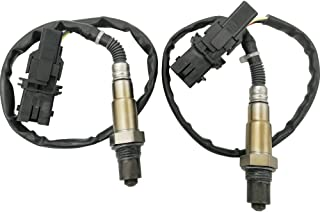 Amrxuts 2pcs 234-5060 Upstream O2 Oxygen Sensor for 2004-2006 Infiniti G35 Nissan Titan 2004-2009 Nissan Altima Maxima Murano Quest 2005-2006 Nissan 350Z