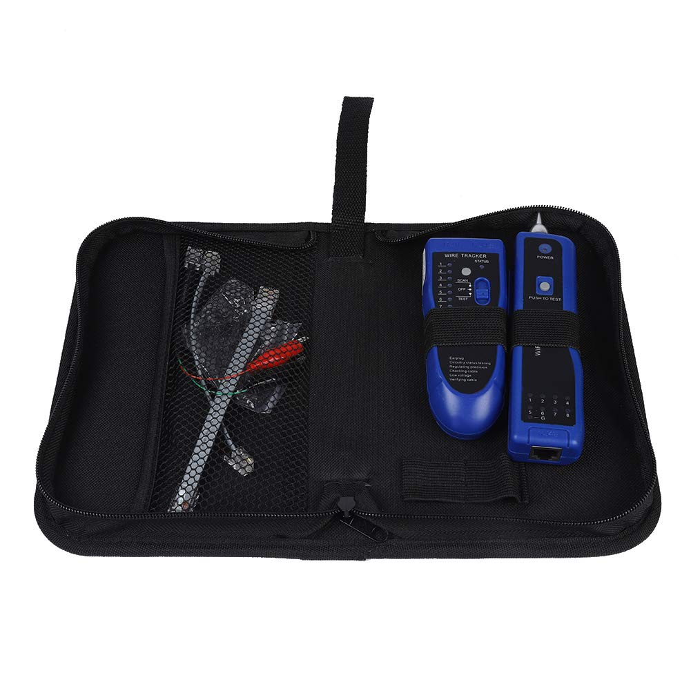 Wire Tracker famous Handheld Rapid LAN Cable Finder Tester Bombing free shipping Network Line