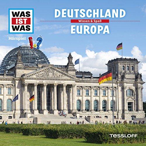 Deutschland / Europa (Was ist Was 34) Titelbild