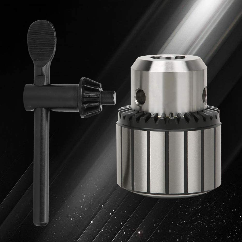 Drill Max 87% OFF Chuck Adapter Steel 0.6-20mm Professional excellence w
