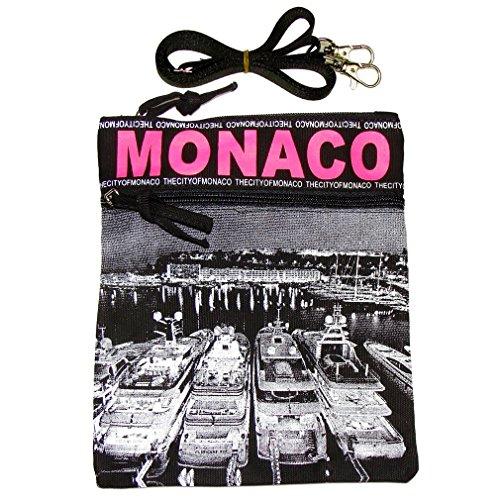 Pochette Passeport 'Monaco Photo' Robin Ruth - Rose
