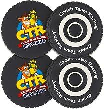 Crash Team Racing - Posavasos Ruedas