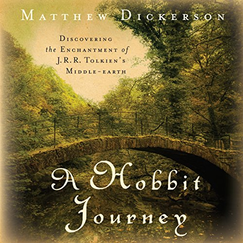 A Hobbit Journey audiobook cover art