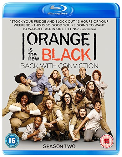 Orange is the New Black - Season 2 [Blu-ray]