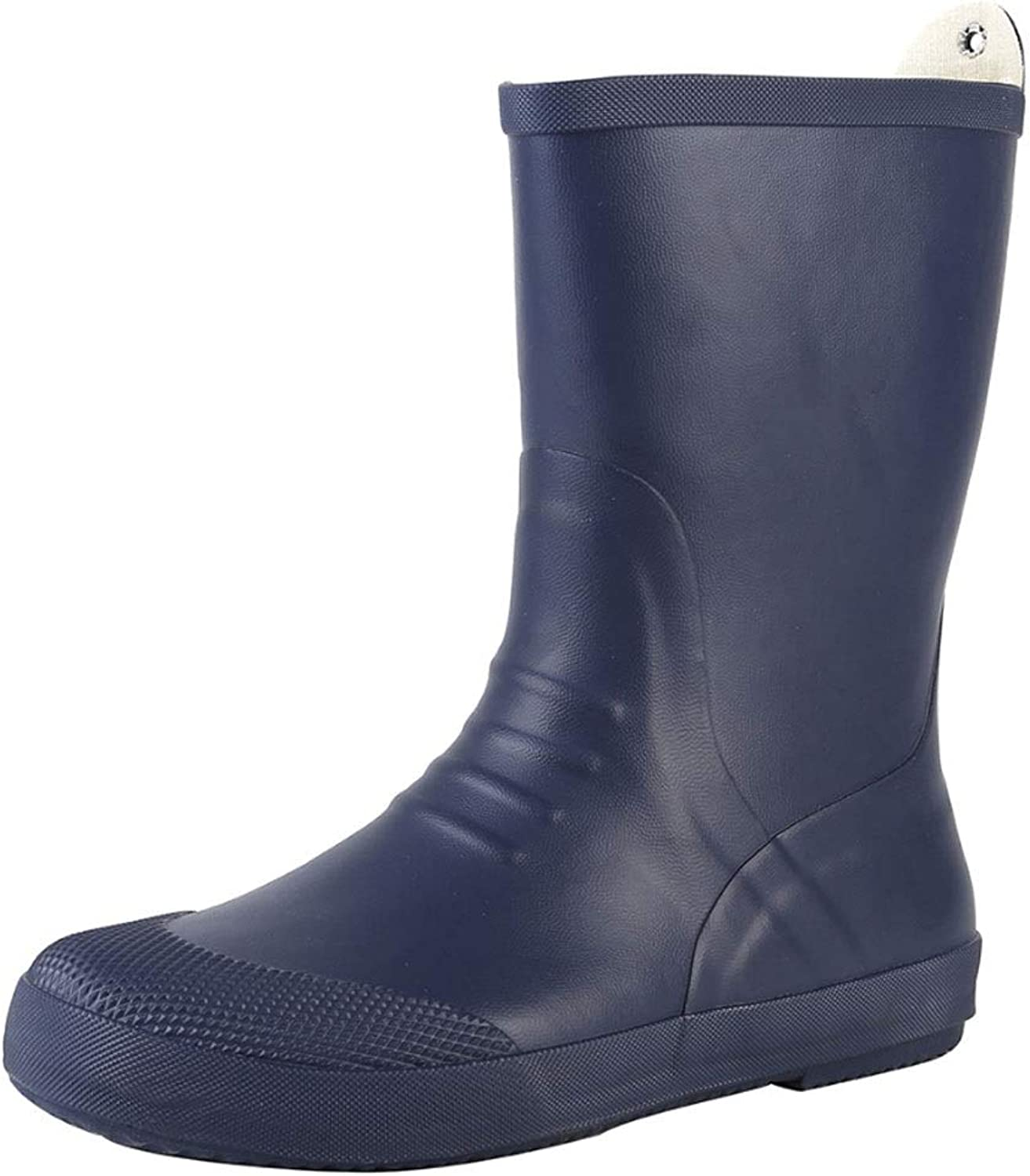 FRF Rain Boots- Men's Simple Waterproof Non-Slip Boots, Outdoor Rubber Rain Boots Fishing shoes