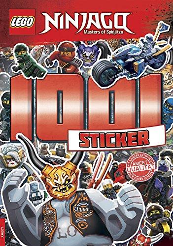 LEGO® NINJAGO® - 1001 Sticker