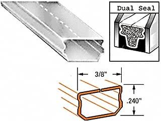 dual seal aluminum spacer