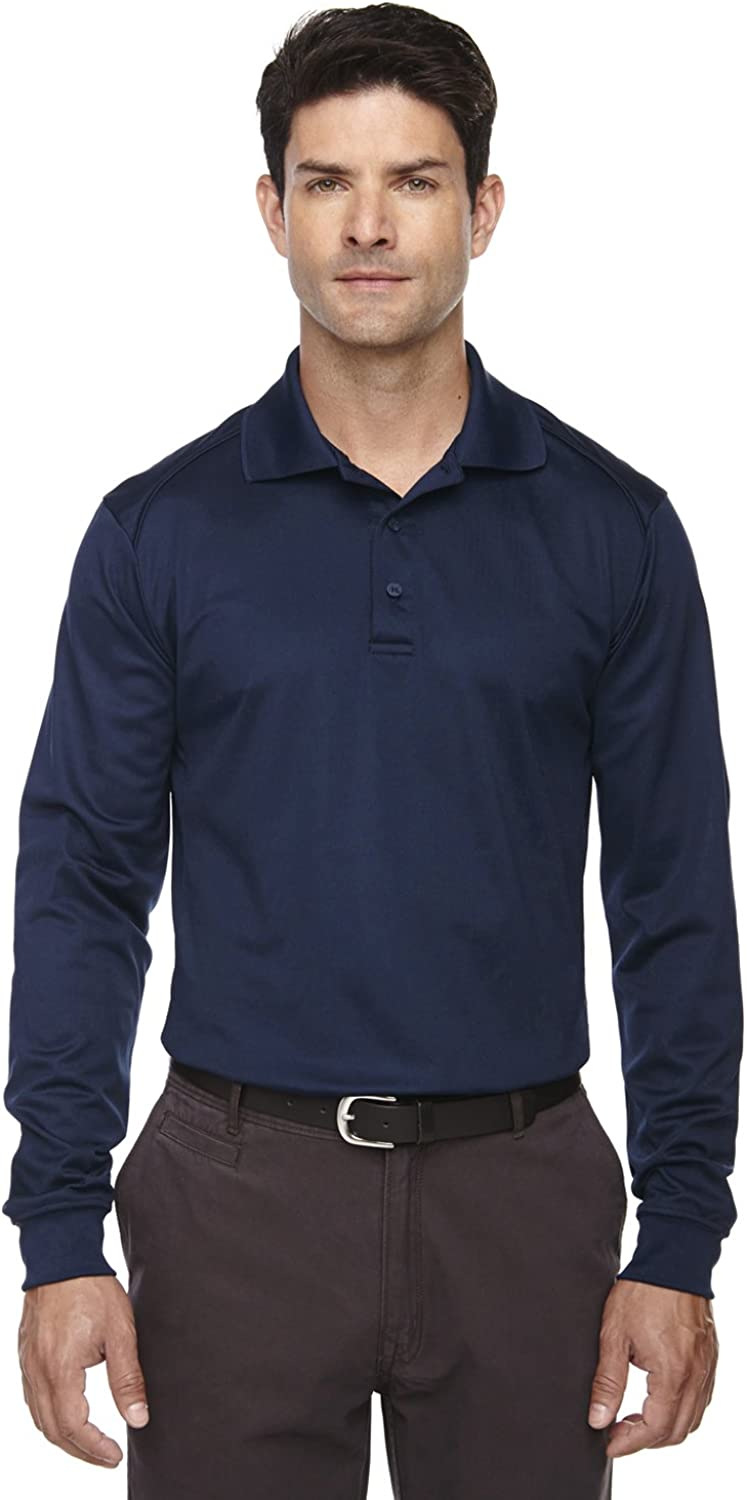 Extreme Eperformance Men's Tall Armour Polo, XLT, CLASSIC NAVY 849