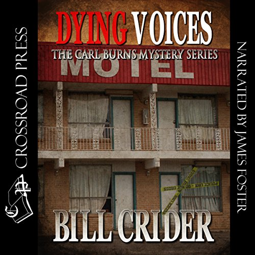Dying Voices audiobook cover art