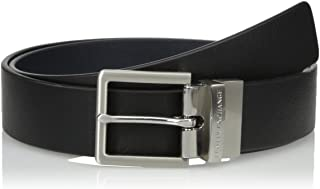 Armani Exchange Men's Skinny Leather Belt