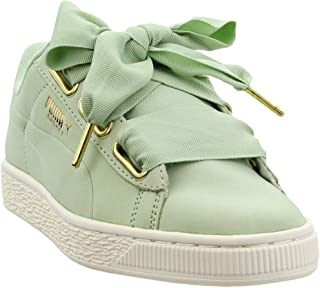 Womens Basket Heart Soft Casual Sneakers,