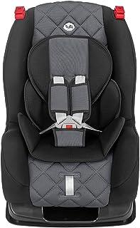 Poltrona para Auto Atlantis 9 a 25kg, Tutti Baby, Preto com Cinza