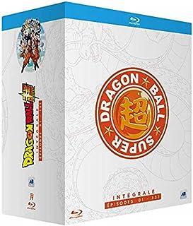 ドラゴンボール超 コンプリート ブルーレイBOX(全131話)[Blu-ray ※リージョンB](輸入版)