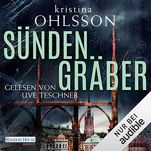 Sündengräber audiobook cover art