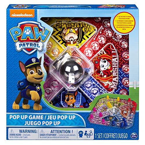 Spin Master 6036439 - Paw Patrol - Pop up Spiel + Memo