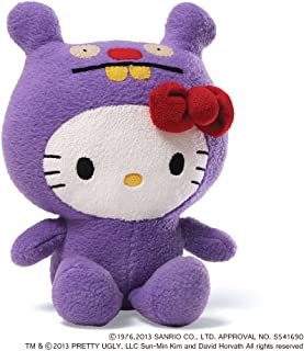 Hello Kitty Ugly Doll Trunko - 7 in Plush