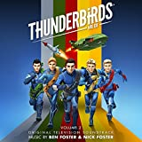Thunderbird 3 Launch / Kayo on Board