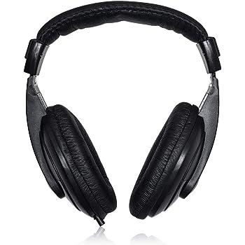 ベリンガー ヘッドホン DJ モニター HPM1000-BK