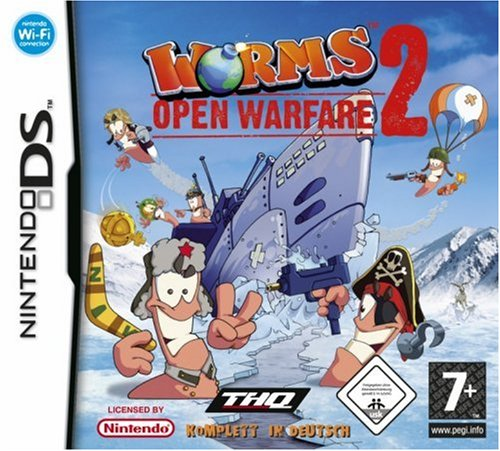 Worms: Open Warfare 2 [Edizione : Germania]