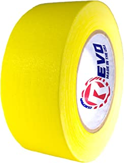 REVO Premium Professional Gaffers Tape MADE IN USA Camera Tape-Better than Duct Tape SINGLE ROLL (YELLOW GAFFERS 2