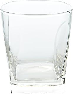 Luminarc DG6877 6-Piece Glass Flame O-F Set, Clear, W 25.2 x H 17.4 x D 10.2 cm