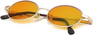 Oval Blue Blocking Computer Glasses - Gamer Eyewear for Children -Digital Eye Prevention for Kids
