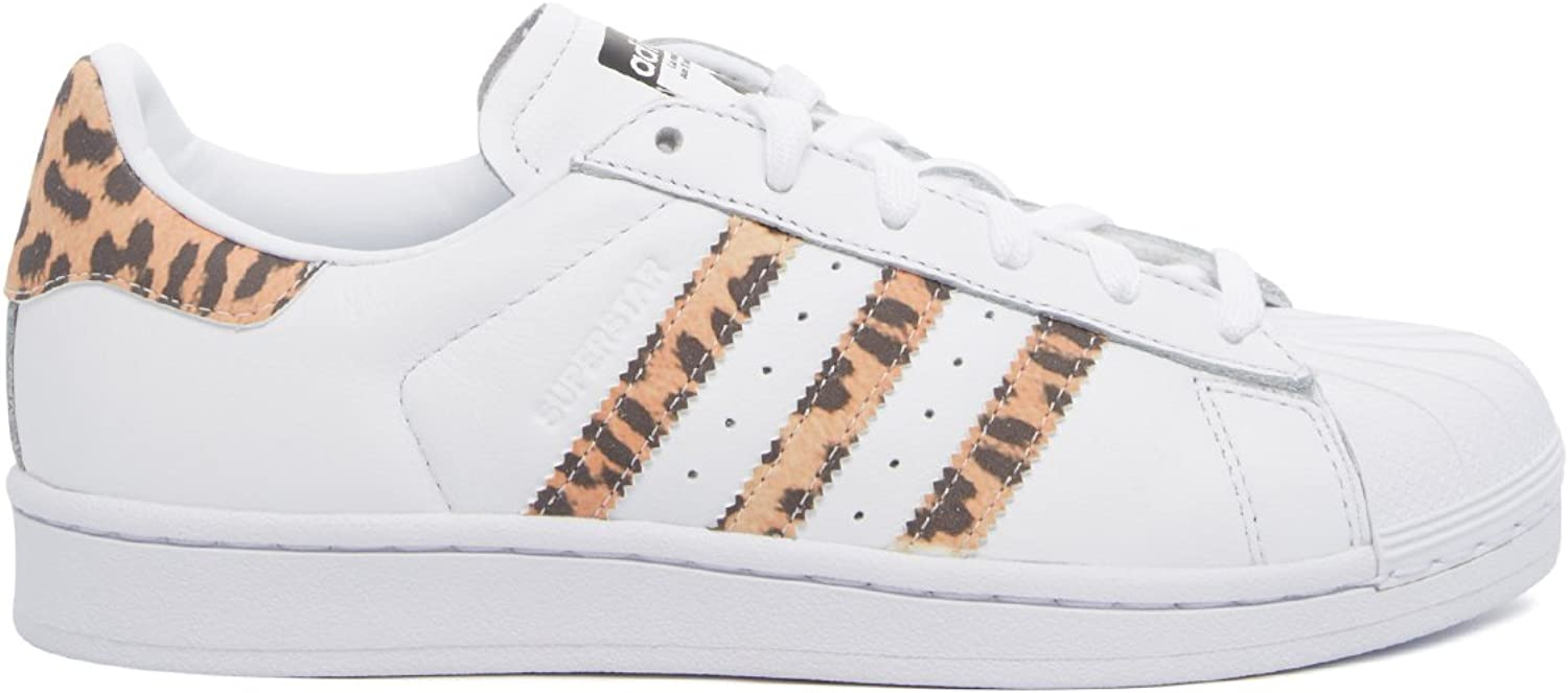 Adidas Originals Sautope Superestrella W Bianco 2018