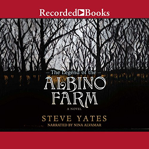 The Legend of the Albino Farm cover art